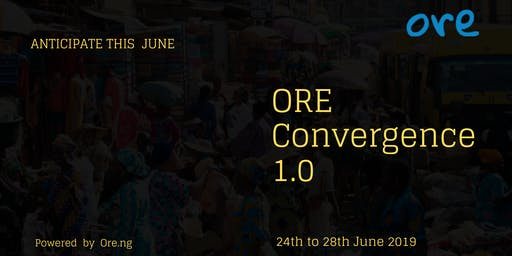 Ore for Cooperative Convergence 1.0