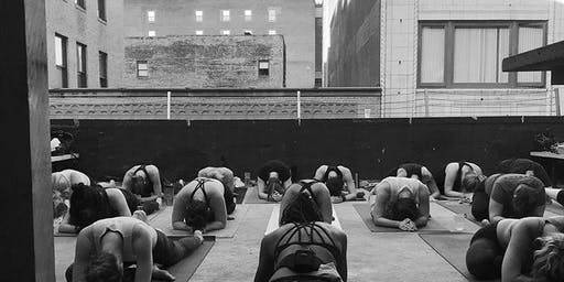 Rooftop Groove: GHT Summer Yoga Series