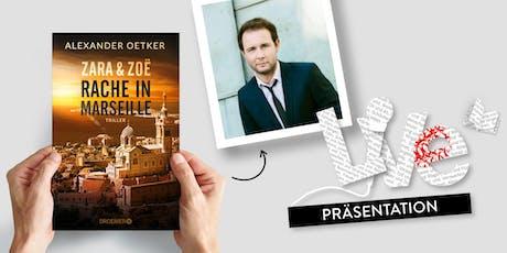 PRÄSENTATION: Alexander Oetker Tickets