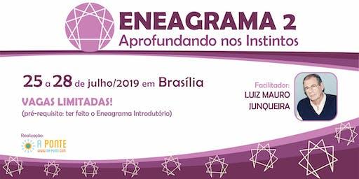 ENEAGRAMA 2 - Aprofundando nos Instintos