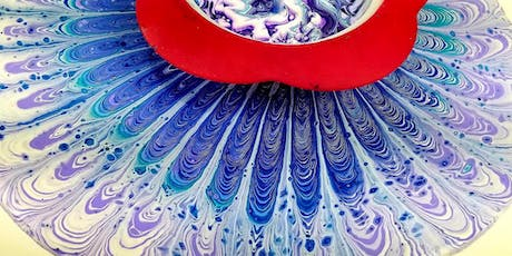 Liquid Glass Strainer; A Pouring Medium Workshop - at the Tett tickets