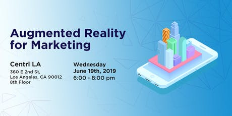 Augmented Reality for Marketing (Happy Hour and Marketing Discussion) tickets
