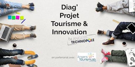 Diag' Projet Tourisme & Innovation  billets
