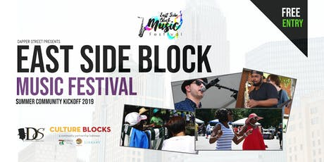 East Side Block Music Festival tickets