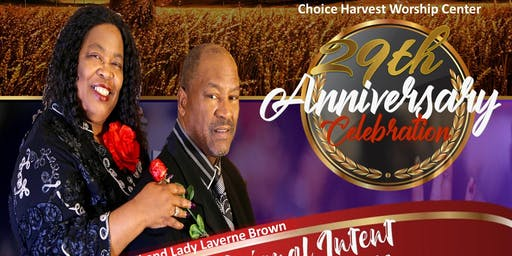 Pastoral Appreciation Banquet and Church Anniversary