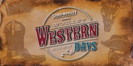 Woolley Western Days tickets