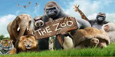 Please join HPE and Veeam for a fun family outing at the Springfield Zoo!  tickets