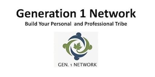 Generation 1 Network Event