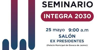 Seminario 2030 Integra