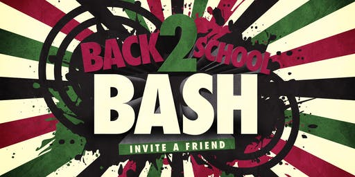 Ready Set Engage Back To School Bash