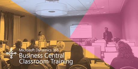 Microsoft Dynamics 365 Business Central Bootcamp tickets
