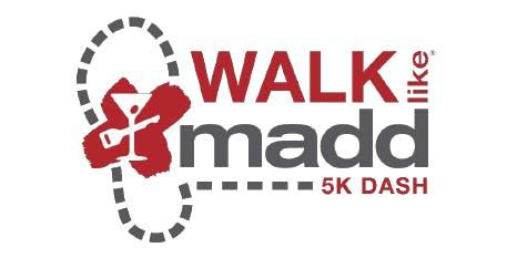 Walk Like MADD & MADD Dash 5k