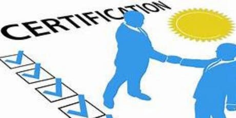 FREE HUB/DBE Certification Workshop  tickets