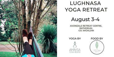 Lughnasa Vegan Yoga Retreat tickets