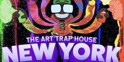 The Art Trap House New York