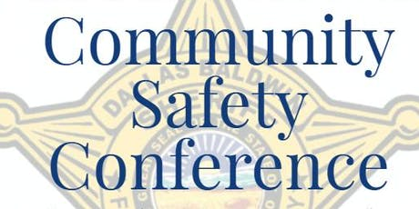 Community Safety Conference tickets