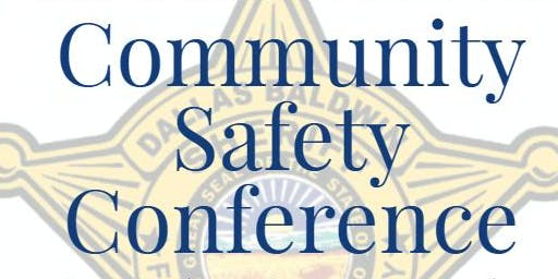 Community Safety Conference