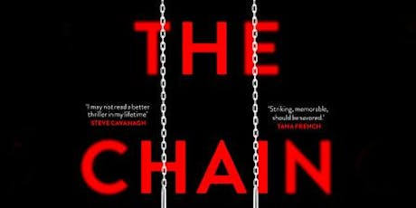 Adrian McKinty - The Chain - Book Launch tickets