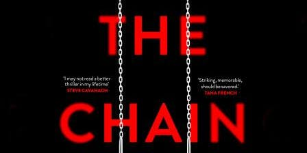 Adrian McKinty - The Chain - Book Launch