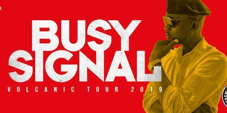 Busy Signal & Band in Berlin Tickets