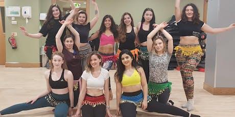 Beginners Belly Dance Summer Course tickets