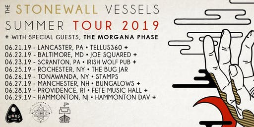 Stonewall Vessels // Morgana Phase // 25th Hour