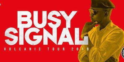 Busy Signal & Band in Hamburg
