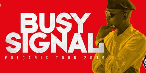 Busy Signal & Band in Hamburg