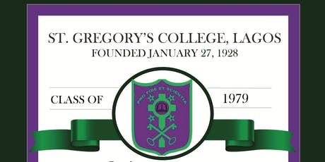 St. Gregory's College, Class of 1979: 40 Year Reunion Weekend/ Gala, Orlando tickets