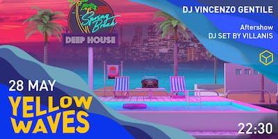 YelloWaves: DJ Vincenzo Gentile - The Yellow Bar