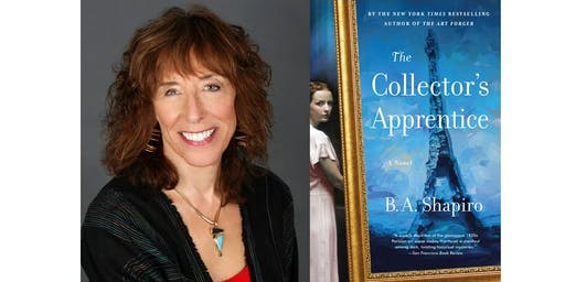 B.A. Shapiro Discussing Book: The Collector's Apprentice