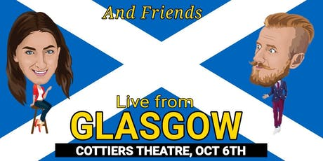 Farmer Michael And Kathleen Live And Loud In Glasgow  tickets