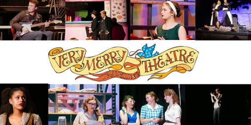 Let's Get Very Merry - A Fundraiser for Very Merry Theatre