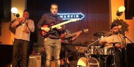 Live Music at Marvin: The Remix tickets