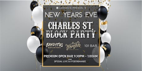 Lindypromotions.com Presents Banditos New Years Eve Party 2020 tickets