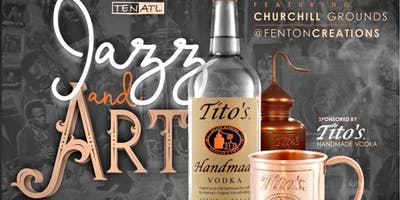 Tito's Vodka presents Jazz & Art Mondays