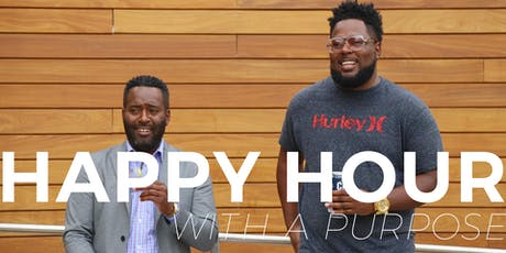 Happy Hour With A Purpose| July 31, 2019 tickets