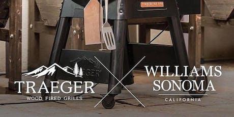 Traeger Grill POP-Up tickets