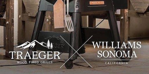 Traeger Grill POP-Up