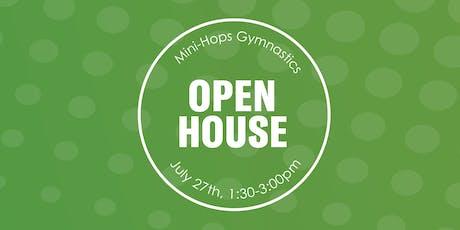 Mini-Hops' 2019 Open House tickets