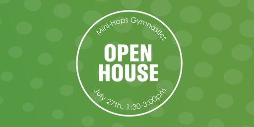Mini-Hops' 2019 Open House