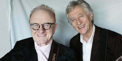 Peter Asher (of Peter & Gordon) & Jeremy Clyde (of Chad & Jeremy)