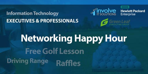 Technology Networking Happy Hour, Golf Lesson, & Free Driving Range