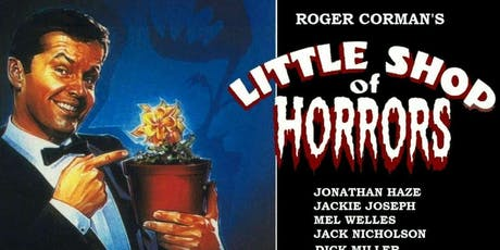 "Classic Movie Nights at VOX POP: ""Little Shop of Horrors (1960)"" tickets"