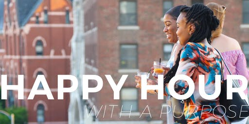 Happy Hour With A Purpose| October 30, 2019