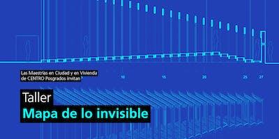 Taller Mapa de lo invisible