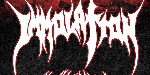Immolation/Blood Incantation