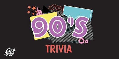 90s Trivia  tickets