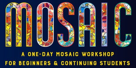 Mosaic Workshop with Rick Shelley tickets