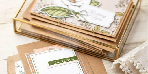 Magnolia Memories & More Cards